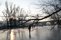 danube on ice - 2