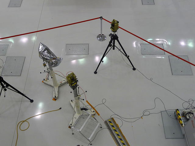 JPL Spacecraft Assembly Facility (0339)