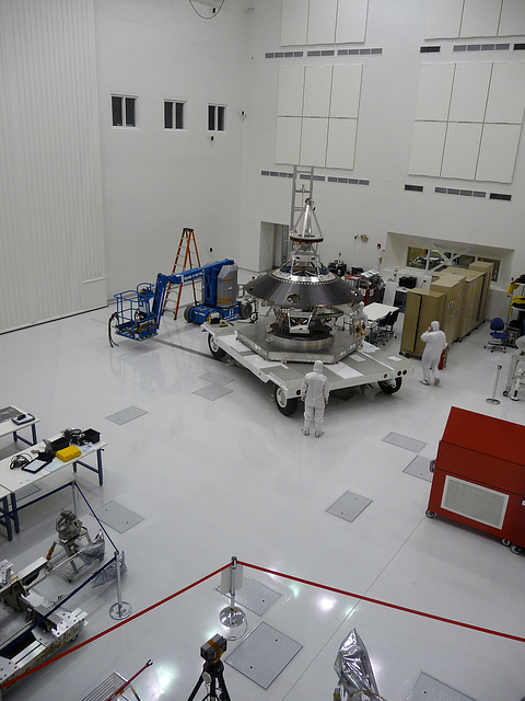 JPL Spacecraft Assembly Facility (0341)