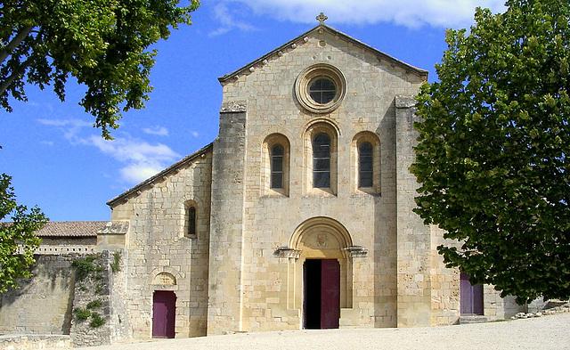 abbaye de Silvacane 2