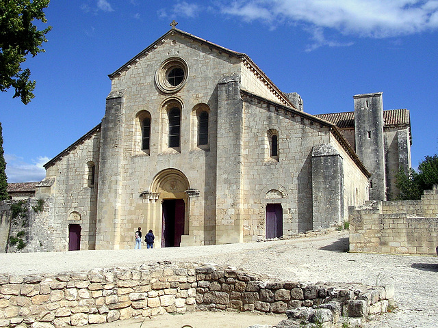 Abbaye de Silvacanes 1
