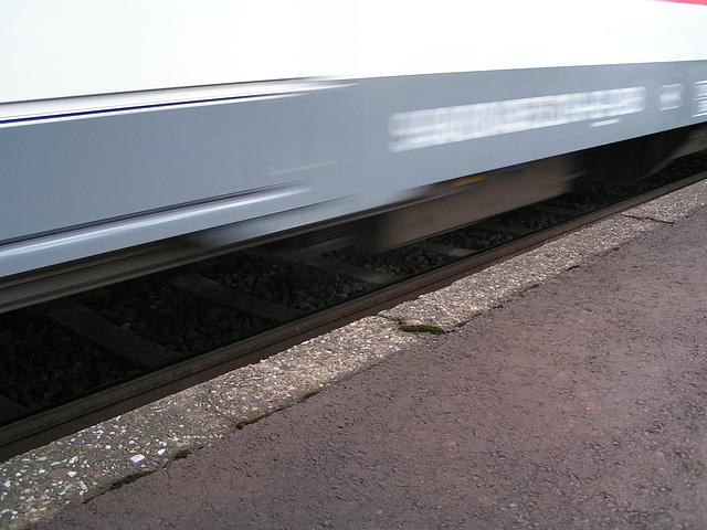 Mannheim Seckenheim Bahnhof 29