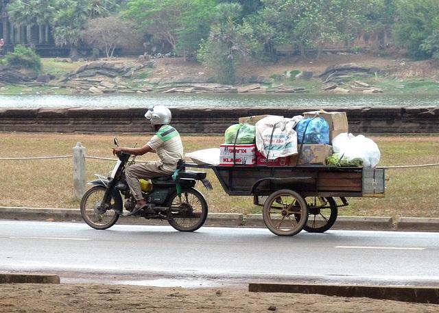 Cargo Tuk Tuk