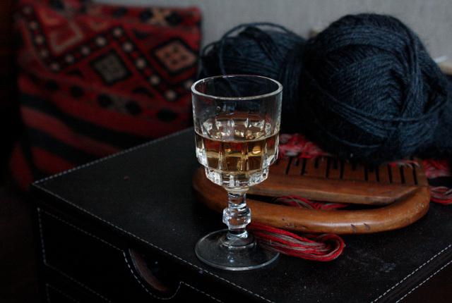 Rowanberry liqueur