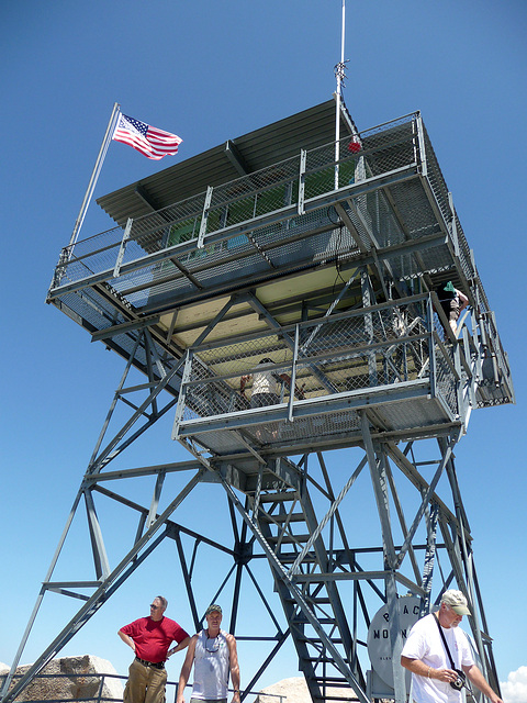 Black Mountain Lookout Tower (0378)