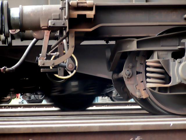 Am Bahnhof Mannheim Seckenheim 5