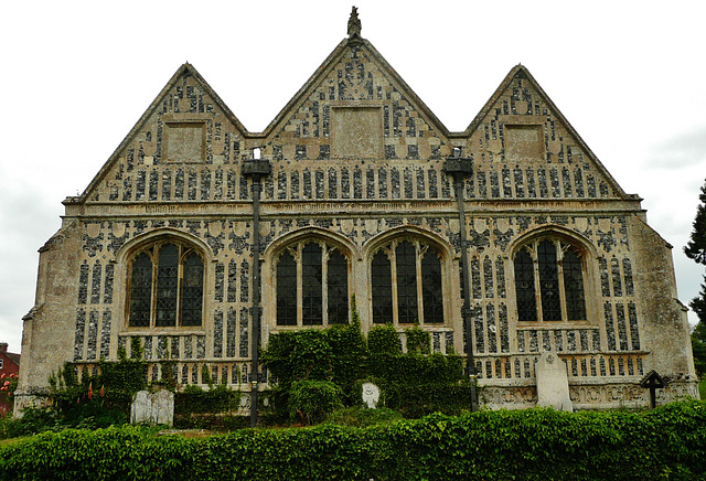 long melford church, suffolk