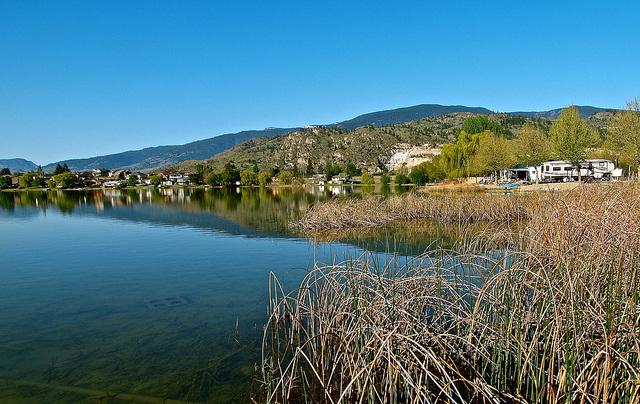 Tuc-El-Nuit Lake, Oliver, BC