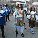 Louis XIV découvre la fête en son honneur.
