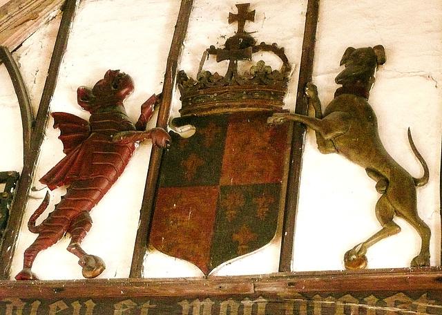 rushbrooke royal arms