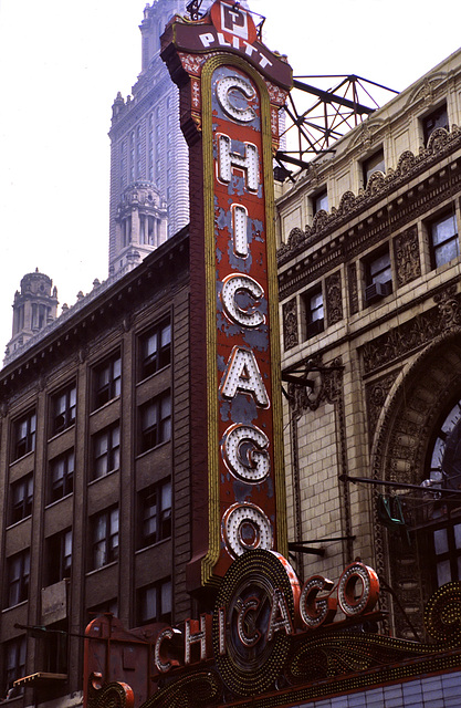 Chicago eroding