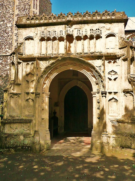 wilby porch