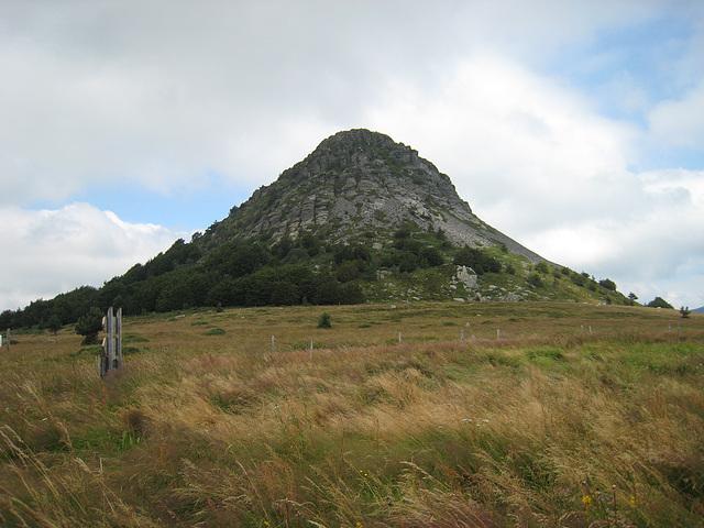 Mont Gerbier de Jonc (1551 m)