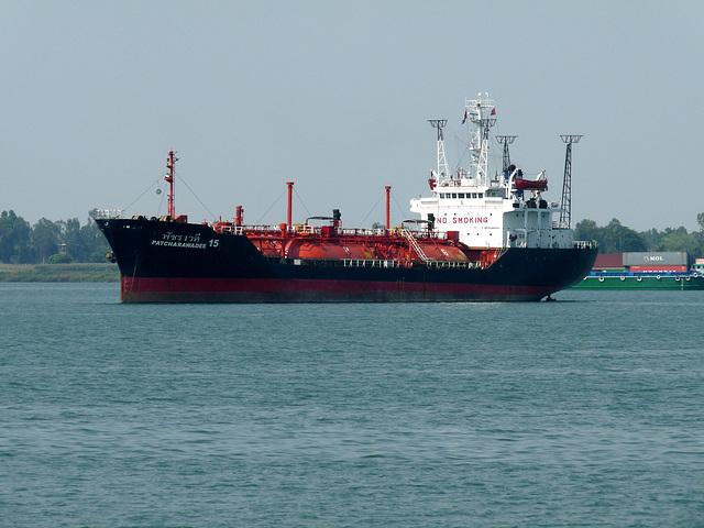 Tanker 'Patcharawadee'