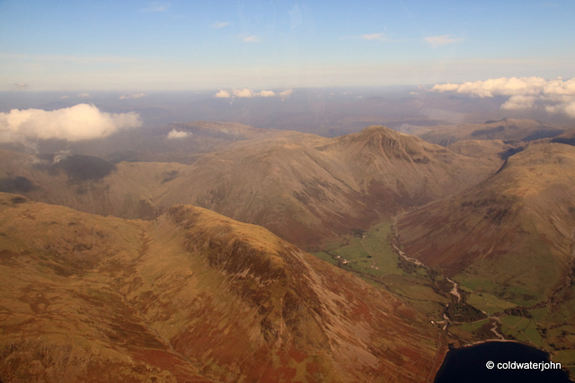 Aerial - Lake District