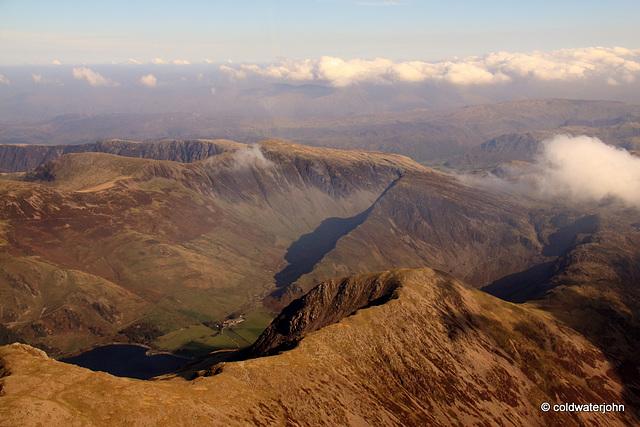 Aerial - Lake District
