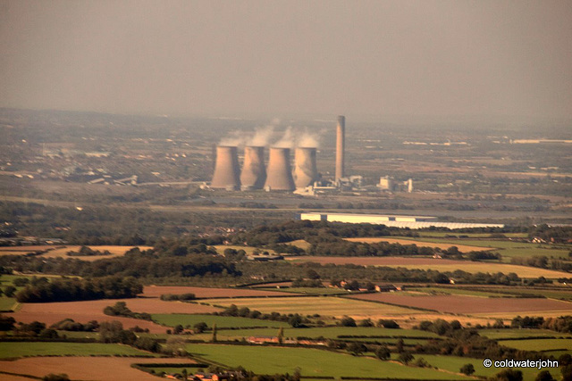 Aerial - Northern England industrial: Location?