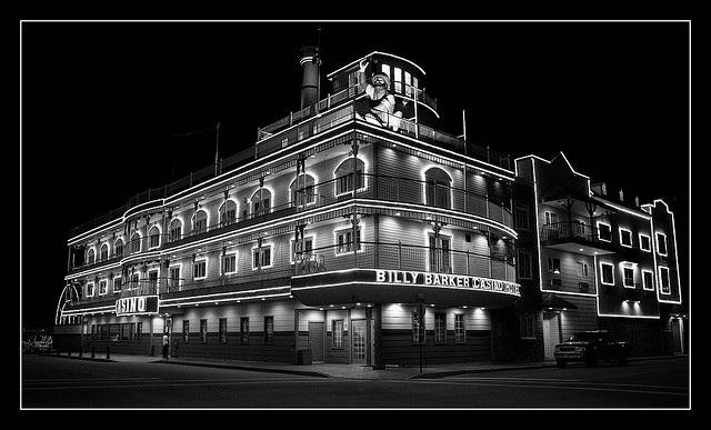 Billy Barker Casino, Quesnel, BC