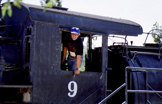The Laws Railroad Historic Site