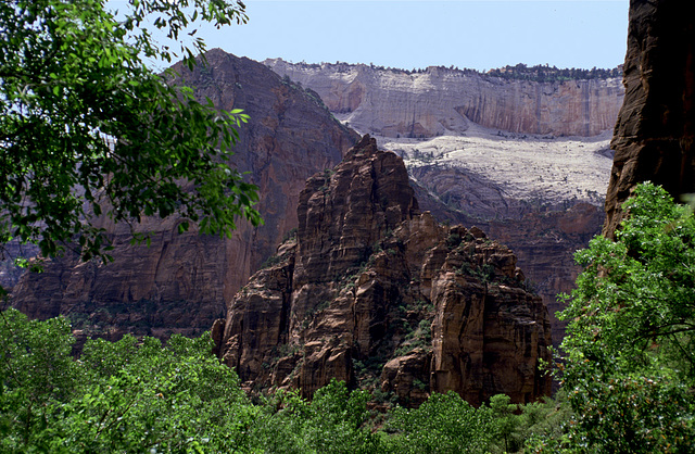 The Zion Mountain Blues - 3