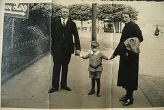 1935 - als ich noch klein war -