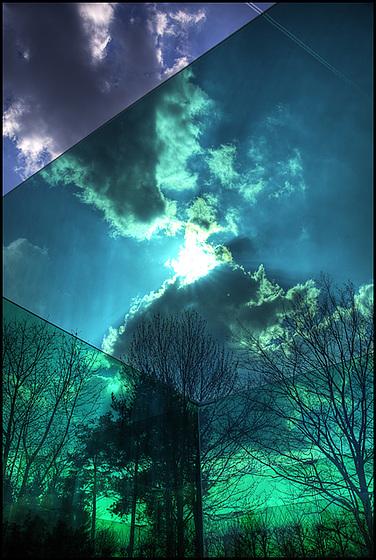 its a green world......