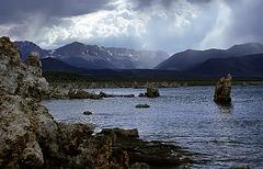 The mysterious Mono Lake - 1996