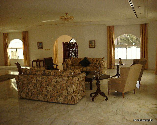 Art Deco Qurtoba Kuwait home late 1990s