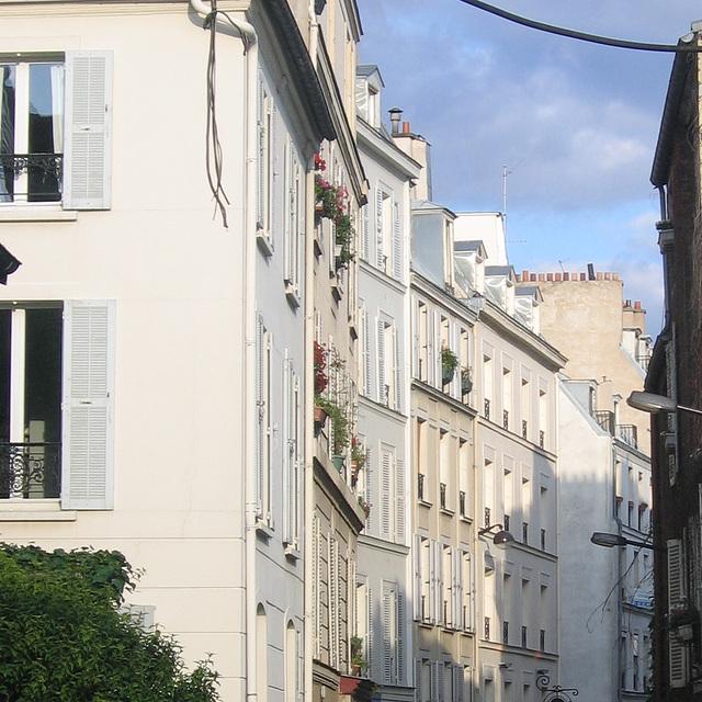 Rue montmartroise