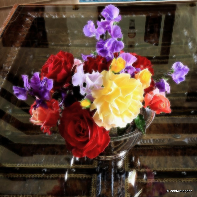 August garden flowers