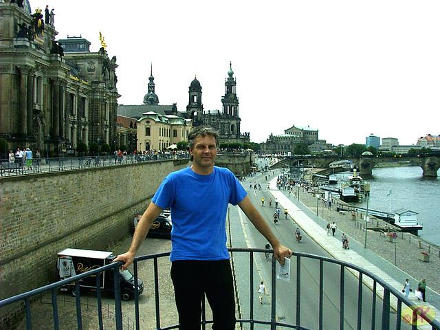 2008-07-06 2 Peter L. en Dresdeno