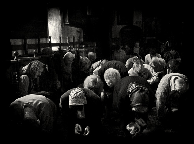 Orthodox Pentecost Prayers 2007