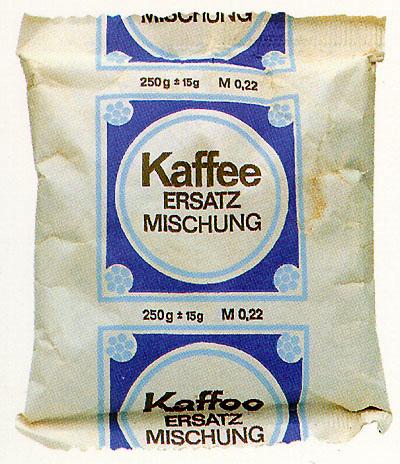 """Kafosurogato """"made in GDR"""""""