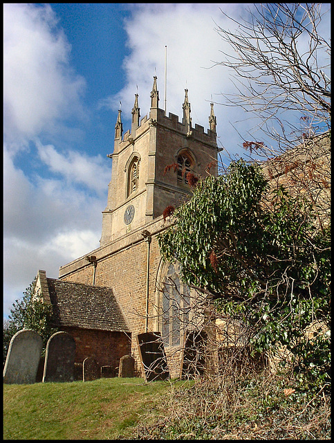 Hook Norton Church