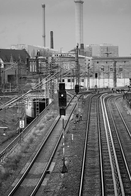 gleise / tracks