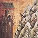 Saint François d'Assise parlant aux oiseaux