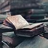 Wingspread Prayer. Old Books.