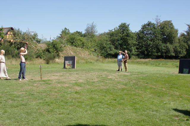 Ribe Vikingcenter - Archery