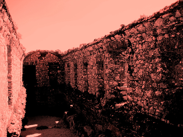 Serra de Montejunto, Dominician Convent of Our Lady of Neves - 17th Century (2)