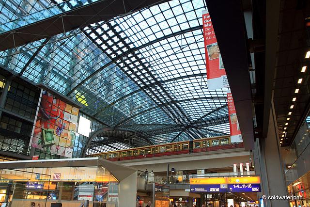 Berlin Hof Station