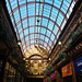 Newcastle : Galerie marchande art-déco.