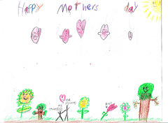 Happy Mother's Day Card By Mueed.1