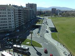 Pamplona: Av. Yanguas y Miranda.