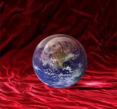 glas earth