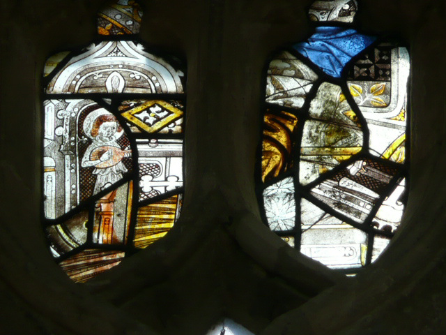 wilby c15 glass fragments