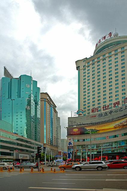 Kunming downtown