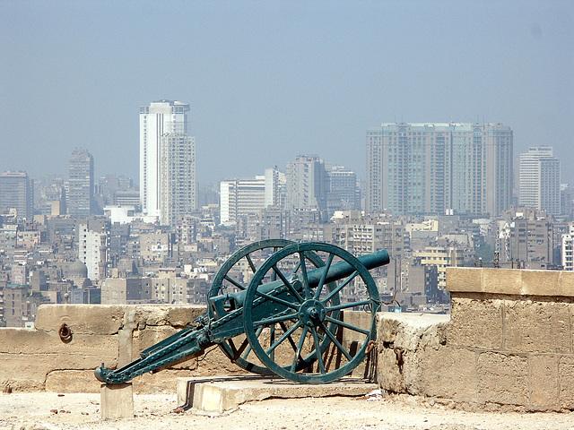 cannon over cairo