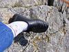 2468 visites ça se fête !!!!!Prendre son pied à Quiberon petit talon 3 cm lol  j'ai perdu près de 100 visites en chemin Mdr