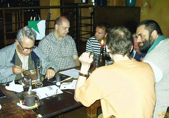 2008-09-26 5 Eo kutimtablo en Leonardo