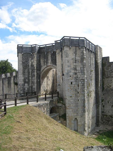 Provins (77) - La porte de Jouy